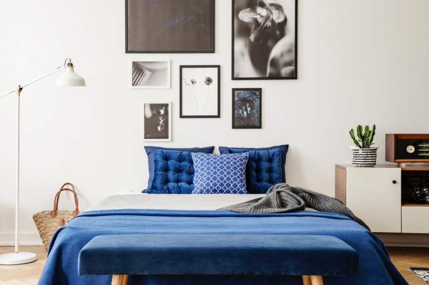 sposoby na utwardzenie materaca do spania - sypialnia